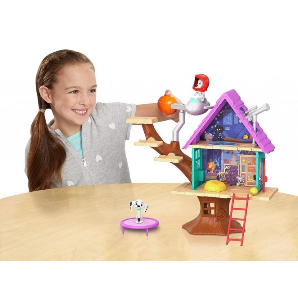 Obrázek 4 produktu 101 Dalmatinů, Dylanův dům na stromě, Mattel GDL88
