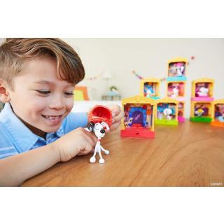 Obrázek 4 produktu 101 Dalmatinů, figurka v domečku Dylan, Mattel GBM27