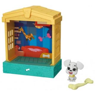 Obrázek 2 produktu 101 Dalmatinů, figurka v domečku Dorothy, Mattel GBM30