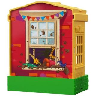 Obrázek 3 produktu 101 Dalmatinů, figurka v domečku Diesel, Mattel GBM31