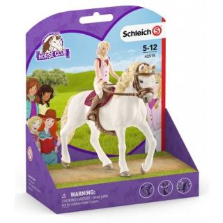 Obrázek 2 produktu Schleich 42515 Blondýnka Sofia a kůň Blosom