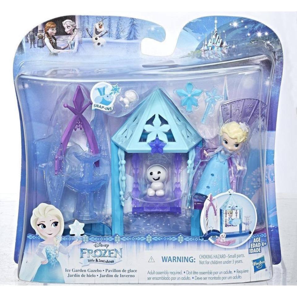 Obrázek 1 produktu Frozen Ledové království Elsin ledový altán, Hasbro E0233