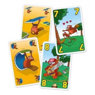 Obrázek 2 produktu Bobří klan, karetní hra