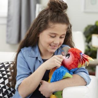 Obrázek 5 produktu FurReal Friends Mluvící papoušek , Hasbro E0388