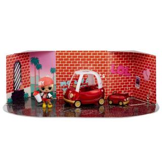 Obrázek 2 produktu MGA L.O.L. SURPRISE Nábytek s panenkou: Autosalon & M.C. Swag