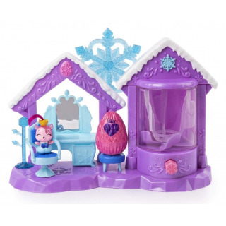 Obrázek 2 produktu Hatchimals Třpytivý královský salón