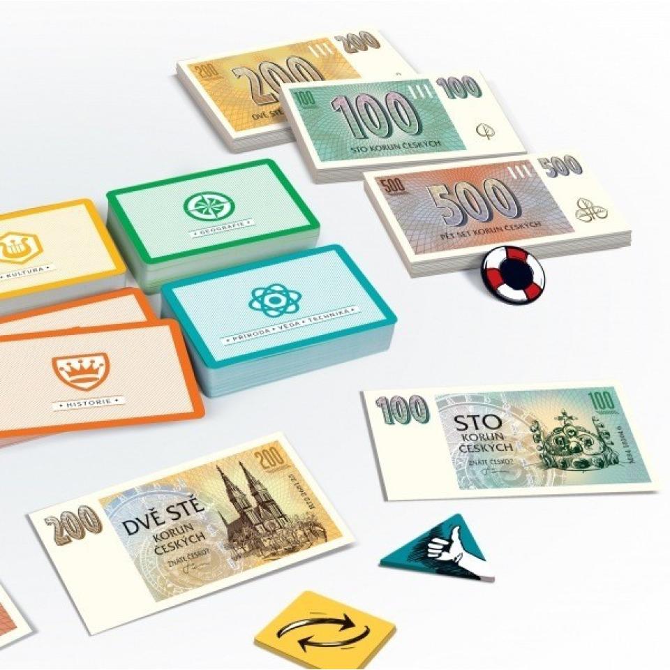 Obrázek 2 produktu Albi Znáte Česko? kvízová hra