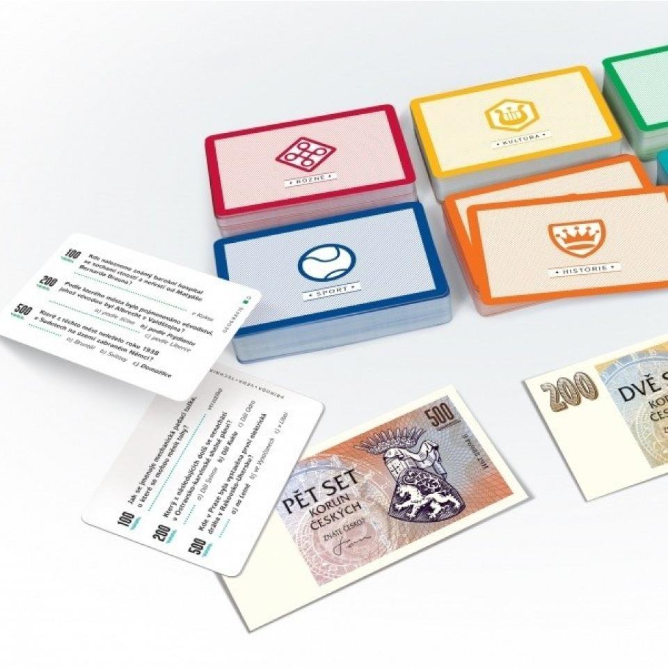 Obrázek 3 produktu Albi Znáte Česko? kvízová hra