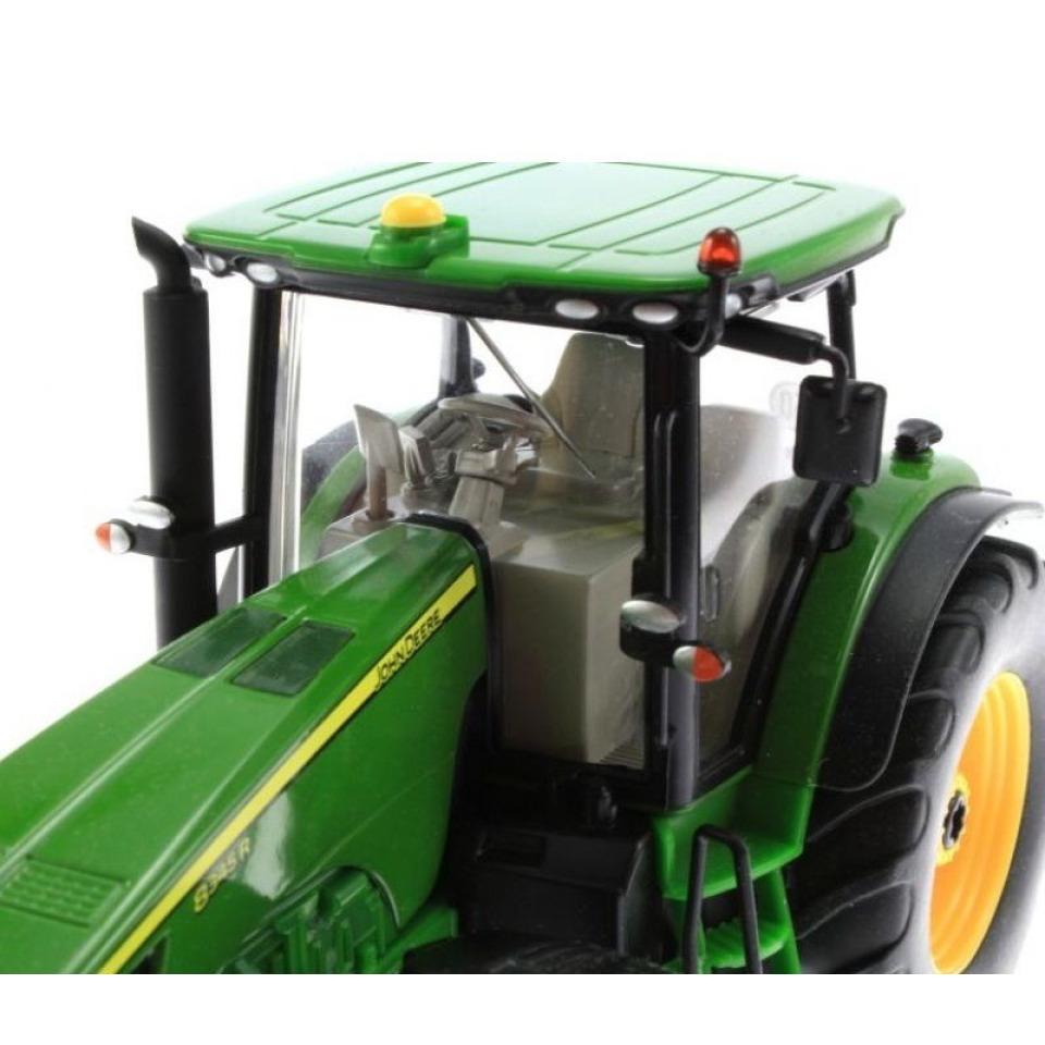 Obrázek 1 produktu SIKU Control - limitovaná edice traktor John Deere 8345R + balíkovačka 1:32