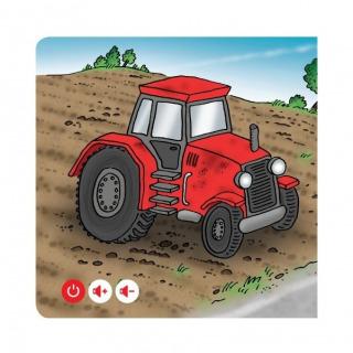 Obrázek 2 produktu Albi Kouzelné čtení Minikniha - Dopravní prostředky