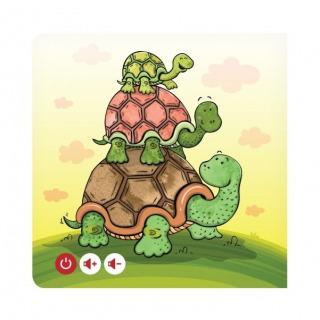 Obrázek 2 produktu Albi Kouzelné čtení Minikniha - Zvířátka z divočiny