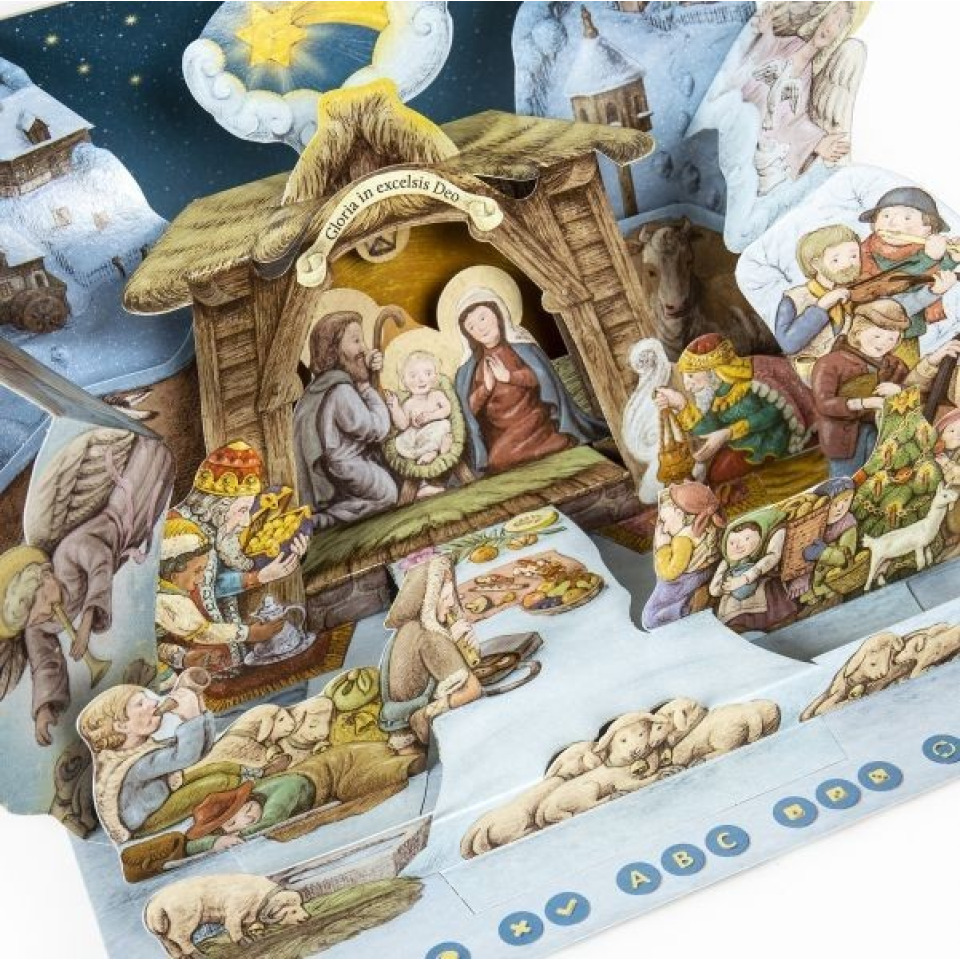 Obrázek 1 produktu Albi Kouzelné čtení Betlém