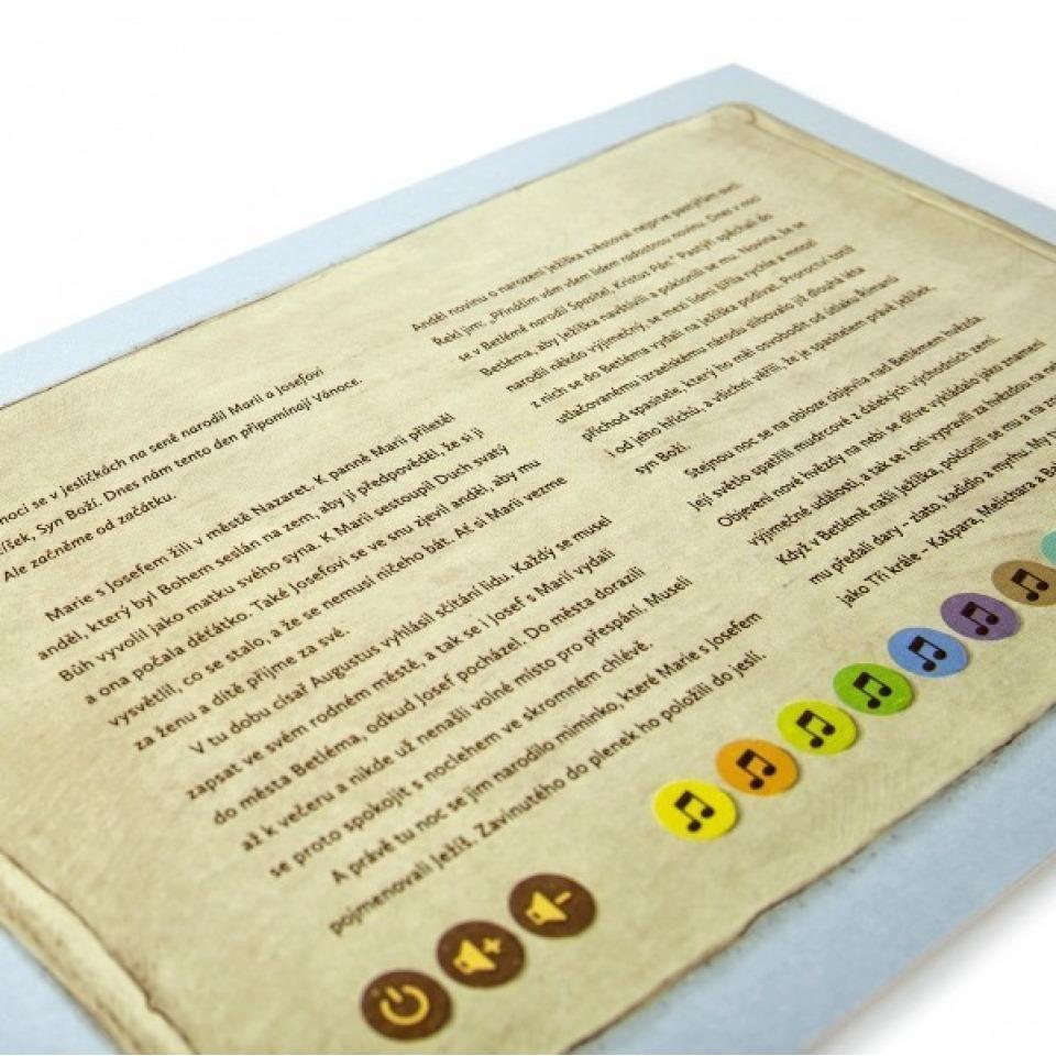 Obrázek 3 produktu Albi Kouzelné čtení Betlém