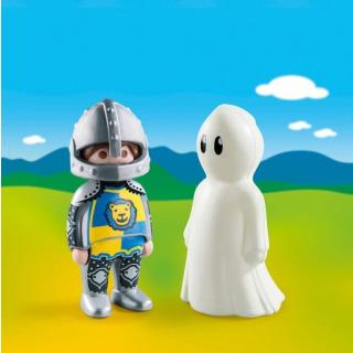 Obrázek 2 produktu Playmobil 70128 Rytíř a duch (1.2.3)