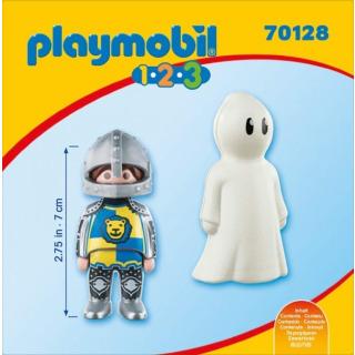 Obrázek 3 produktu Playmobil 70128 Rytíř a duch (1.2.3)