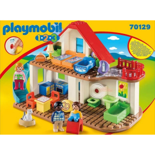 Obrázek 3 produktu Playmobil 70129 Rodinný dům (1.2.3)