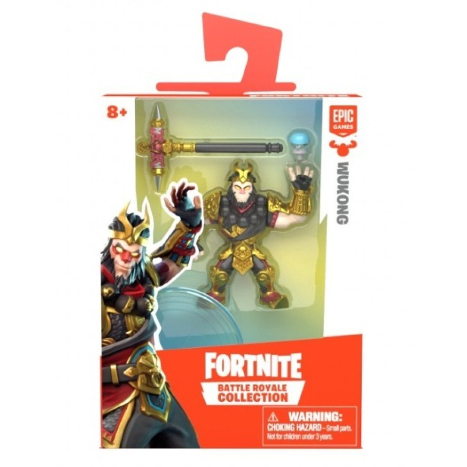Obrázek 1 produktu Fortnite sběratelská figurka WUKONG 5cm, Jazwares