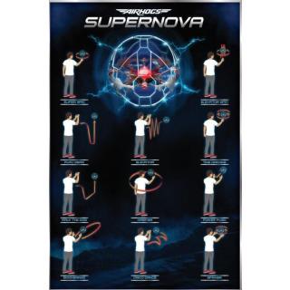 Obrázek 3 produktu Spin Master Air hogs Supernova létající koule