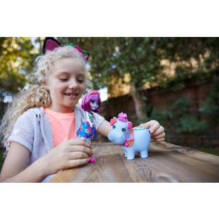 Obrázek 4 produktu ENCHANTIMALS Hedda Hippo a hroch Lake, Mattel GFN56