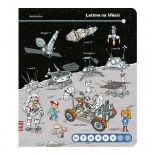 Obrázek 3 produktu Albi Kouzelné čtení Vesmír