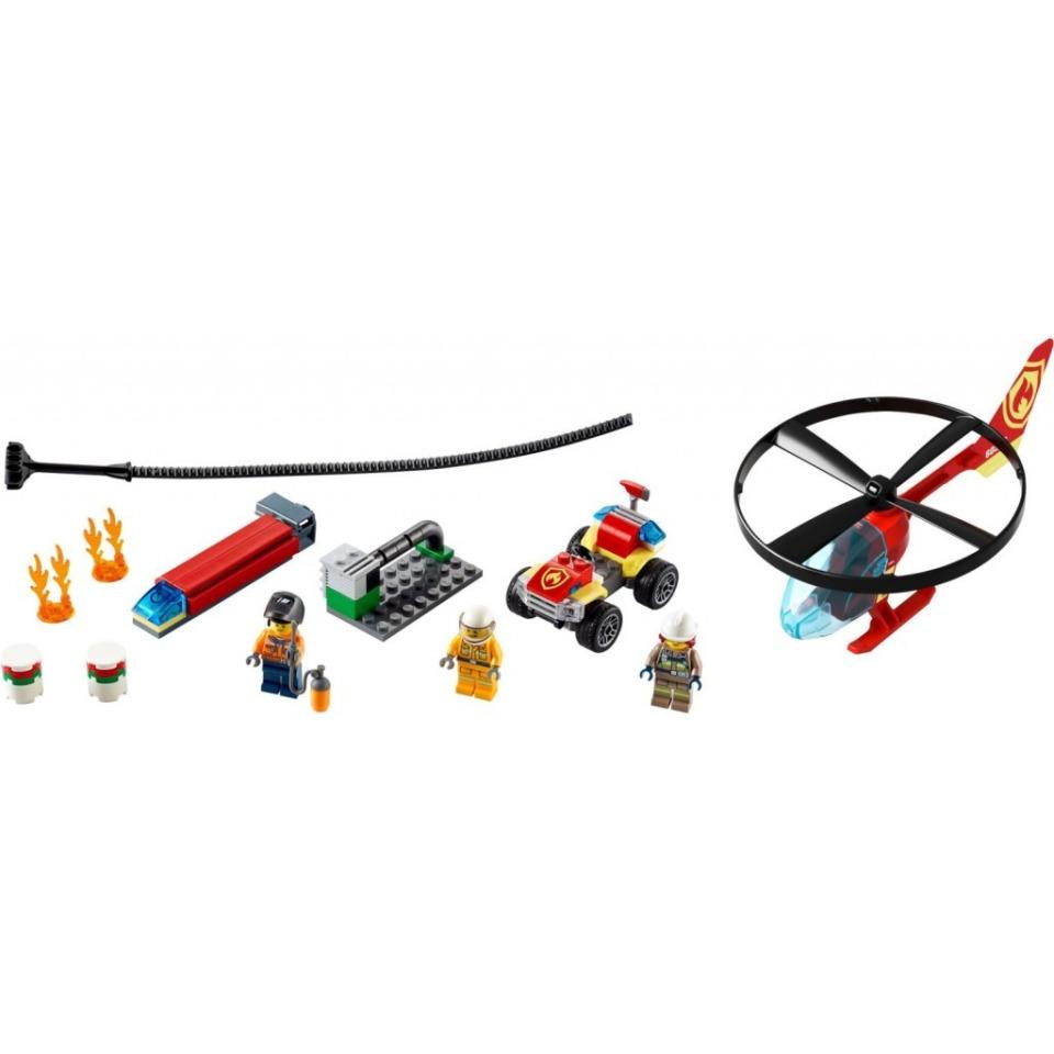 Obrázek 2 produktu LEGO CITY 60248 Zásah hasičského vrtulníku