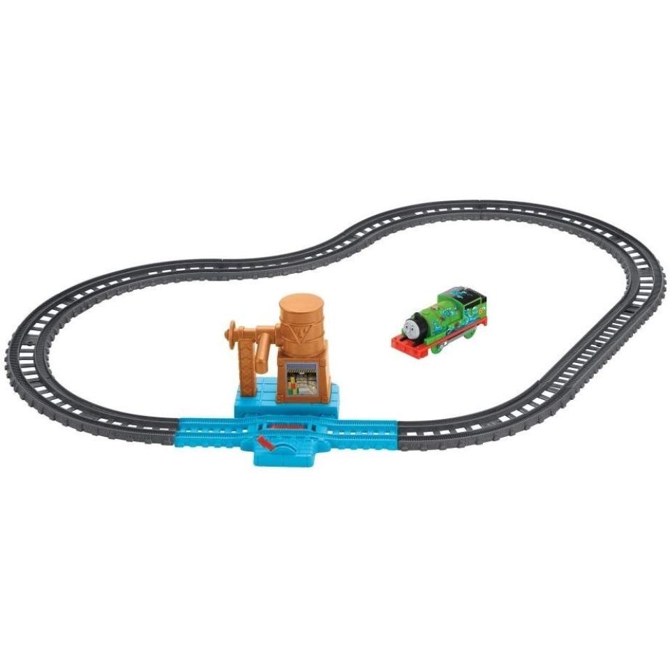 Obrázek 1 produktu Fisher Price Základní dráha s mašinkou Percy, Mattel FXX64