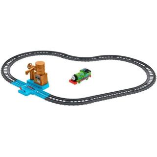Obrázek 3 produktu Fisher Price Základní dráha s mašinkou Percy, Mattel FXX64