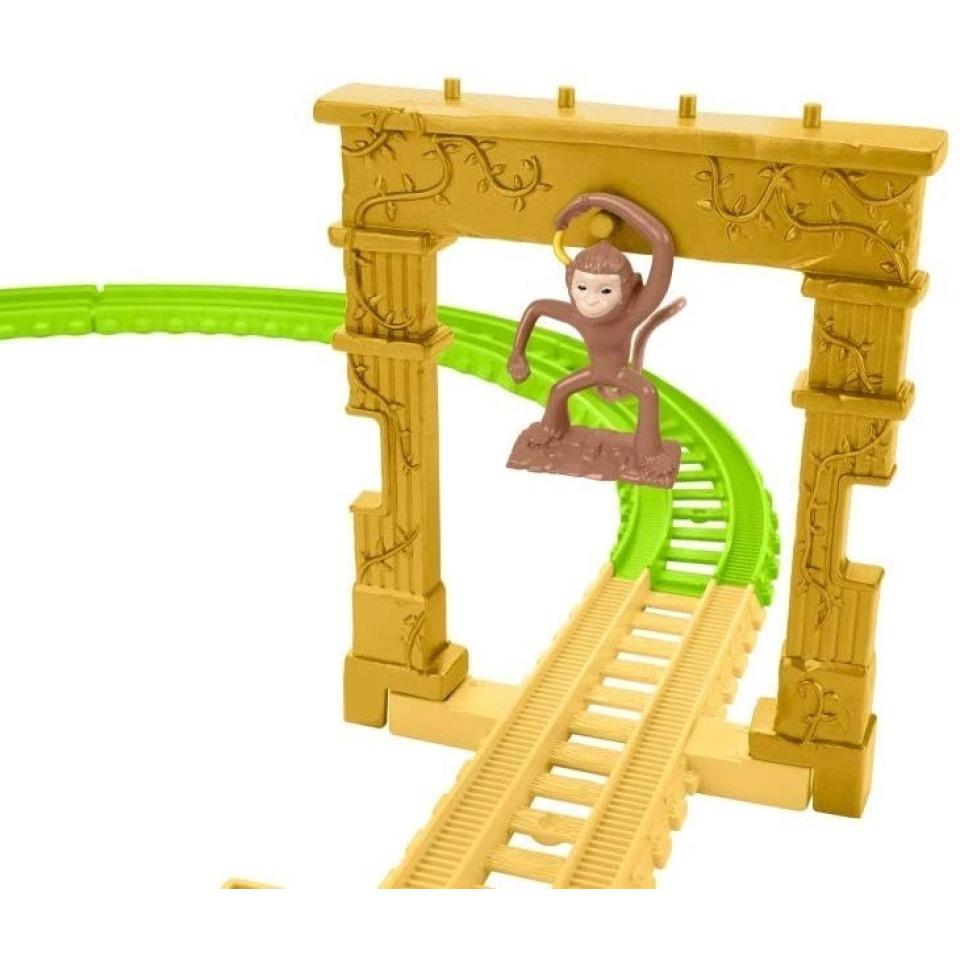 Obrázek 2 produktu Fisher Price Opičí dráha s mašinkou Tomáš, Mattel FXX65