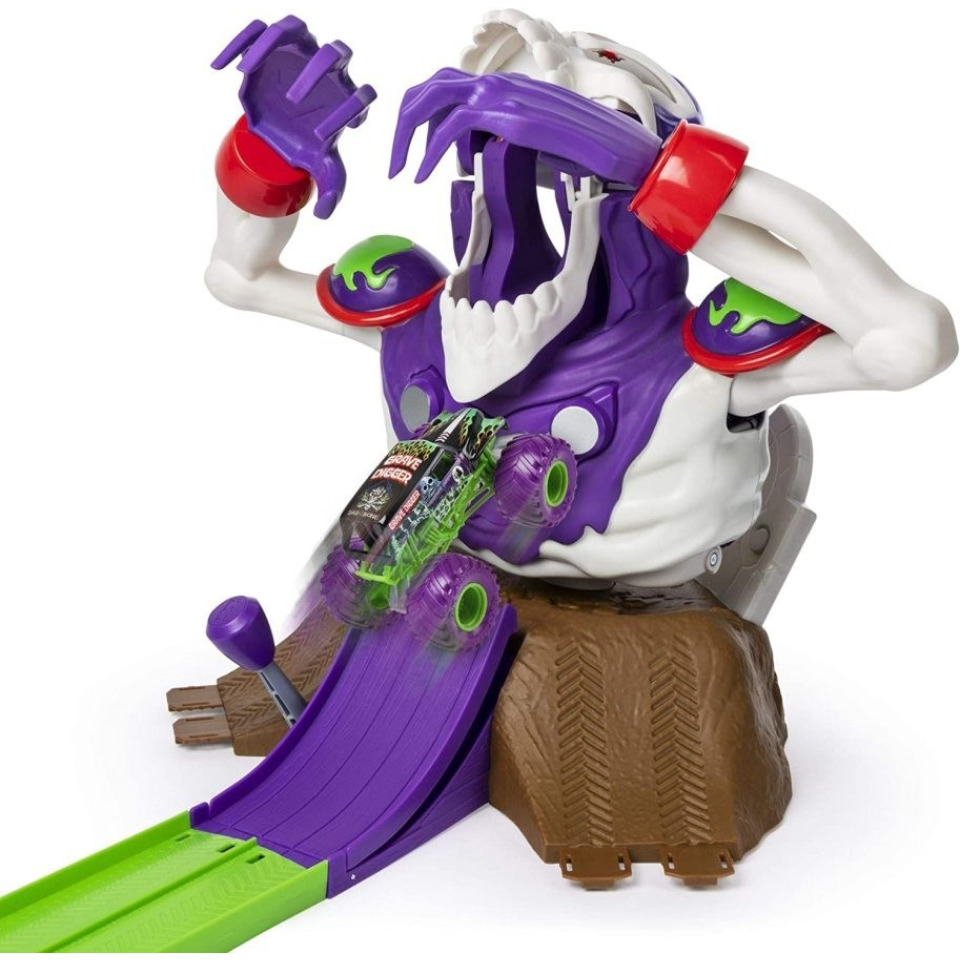 Obrázek 2 produktu Spin Master Monster Jam Herní sada Kostlivec