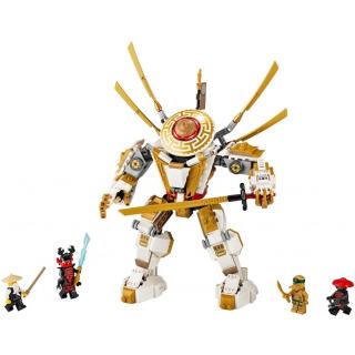 Obrázek 3 produktu LEGO Ninjago 71702 Zlatý robot