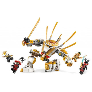 Obrázek 4 produktu LEGO Ninjago 71702 Zlatý robot