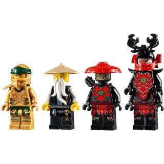 Obrázek 5 produktu LEGO Ninjago 71702 Zlatý robot