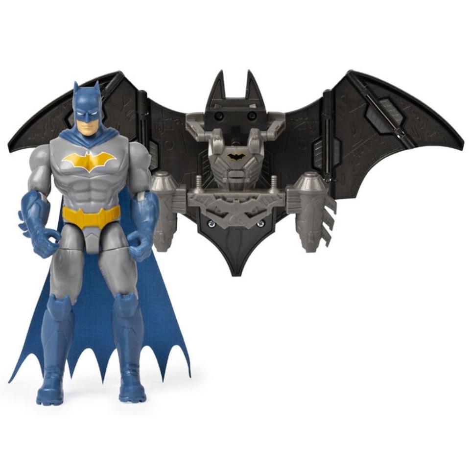 Obrázek 1 produktu BATMAN figurka s akčním doplňkem BATMAN Mega Gear, Spin Master