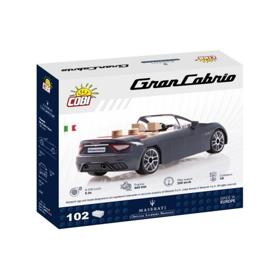 Obrázek 1 produktu Cobi 24562 - Maserati GranCabrio