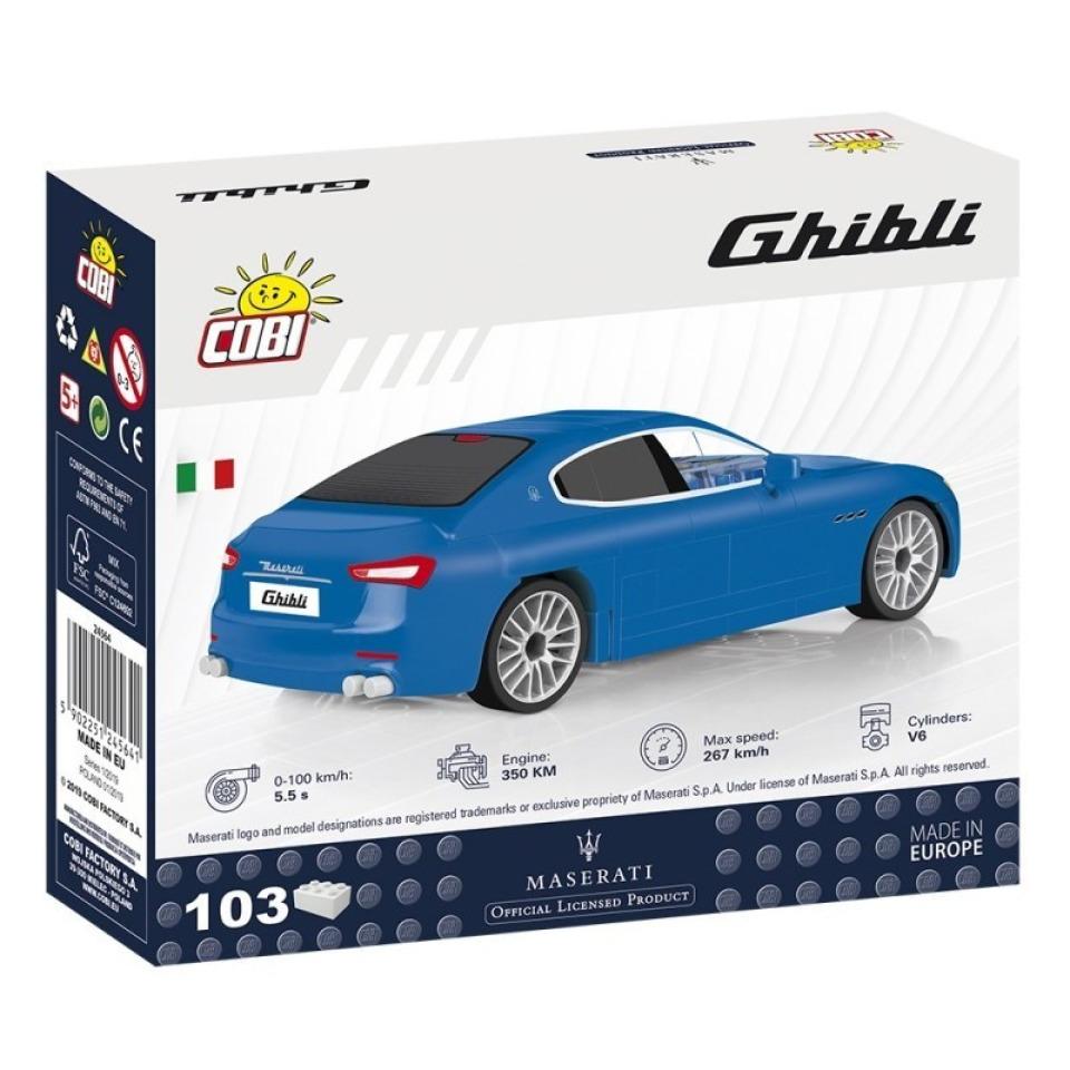 Obrázek 1 produktu Cobi 24564 - Maserati Ghibli