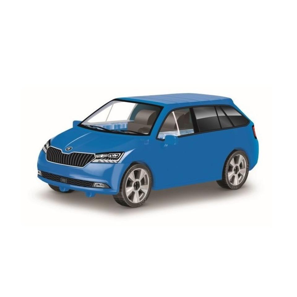 Obrázek 2 produktu Cobi 24571 Škoda Fabia Combi 2019