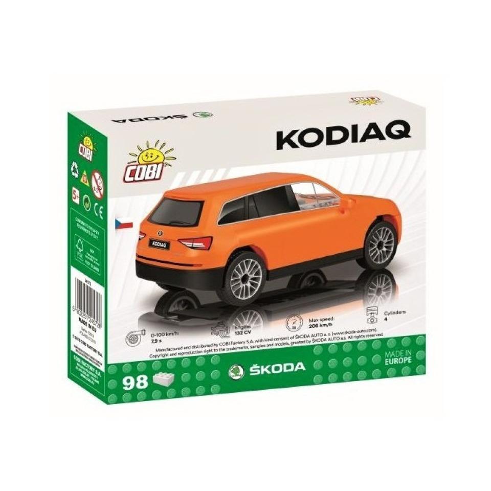 Obrázek 1 produktu Cobi 24572 Škoda Kodiaq 1:35