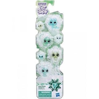 Obrázek 2 produktu LPS Zvířátka z ledového království 7ks Mint, Hasbro E5490