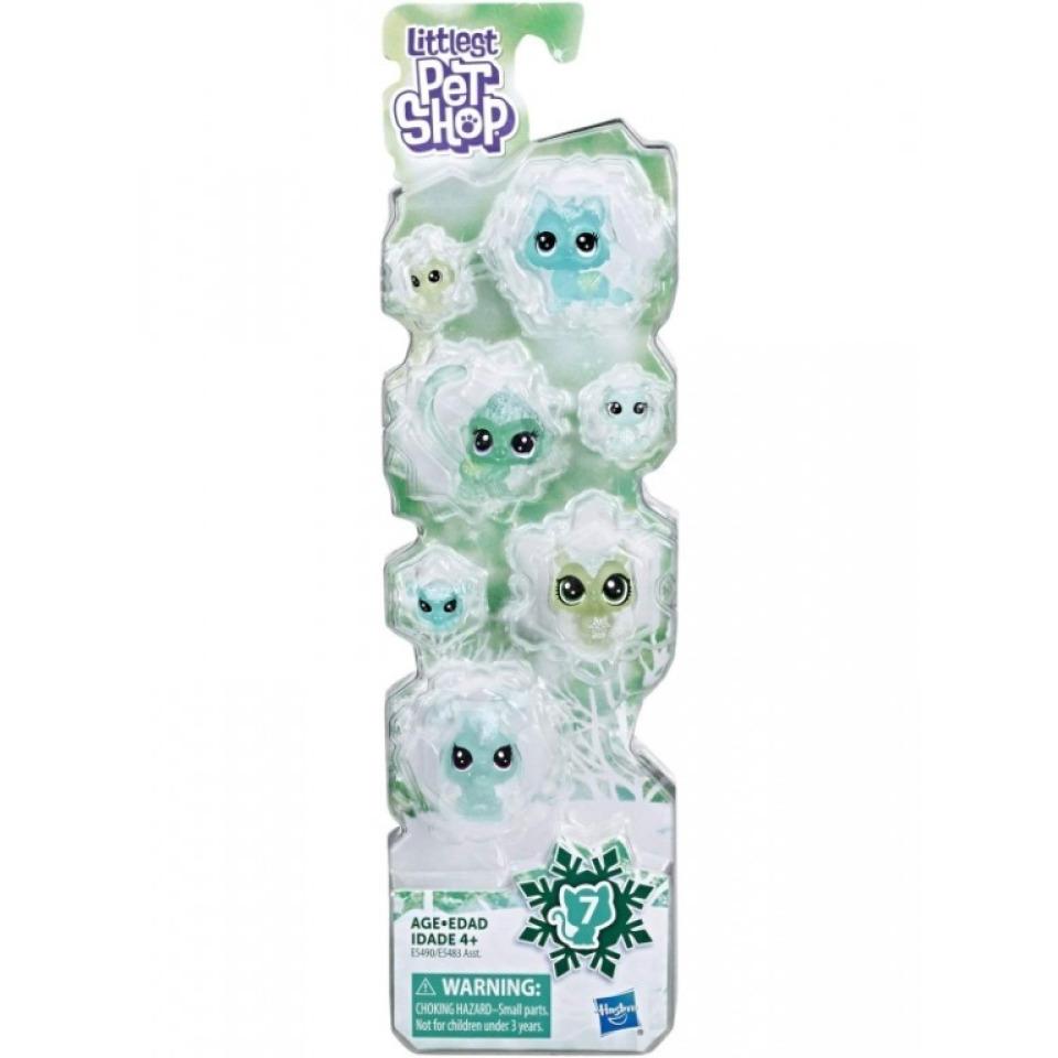 Obrázek 1 produktu LPS Zvířátka z ledového království 7ks Mint, Hasbro E5490