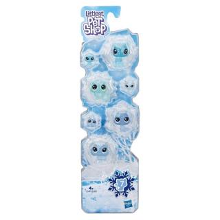 Obrázek 2 produktu LPS Zvířátka z ledového království 7ks Ice, Hasbro E5491
