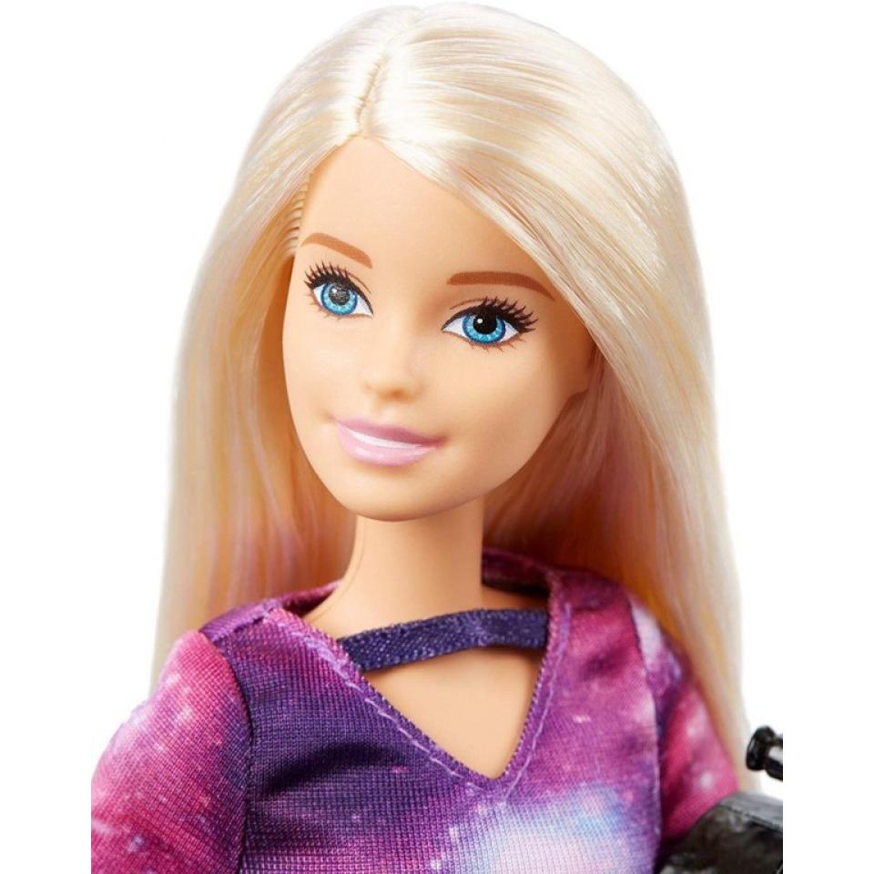 Obrázek 1 produktu Barbie National Geographic Astrofyzik, Mattel GDM47