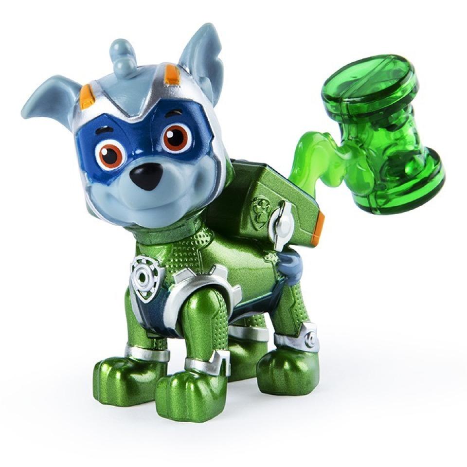 Obrázek 1 produktu Tlapková patrola Základní figurka Super hrdinů Rocky 14288