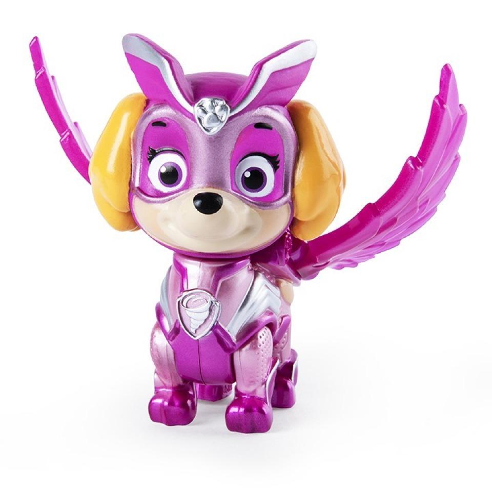 Obrázek 1 produktu Tlapková patrola Základní figurka Super hrdinů Skye 14289