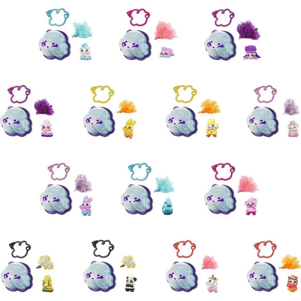 Obrázek 1 produktu Mattel Cloudees Mini zvířátko série 1