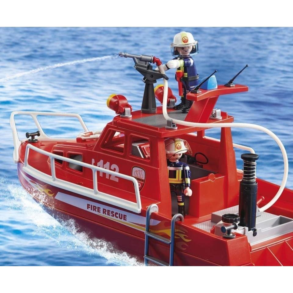 Obrázek 2 produktu Playmobil 9503 Velká hasičská akce