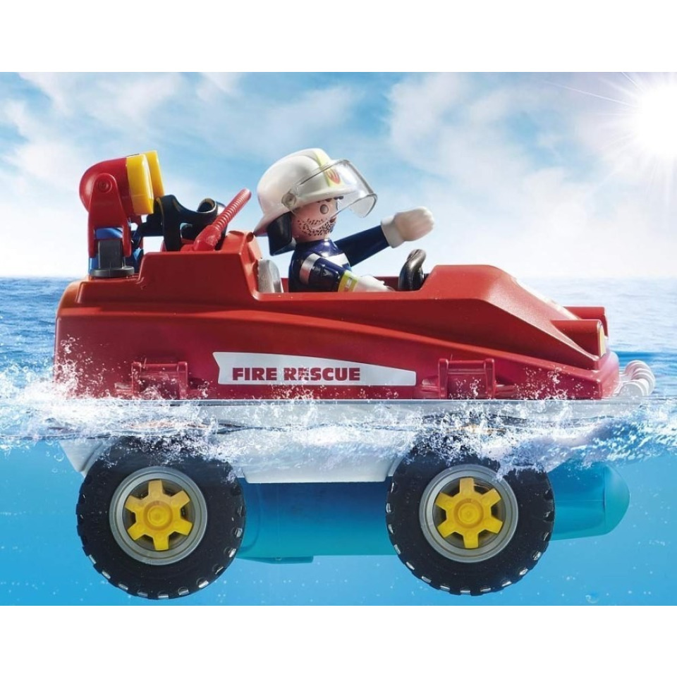 Obrázek 4 produktu Playmobil 9503 Velká hasičská akce