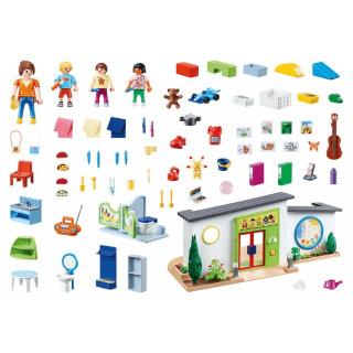 Obrázek 2 produktu Playmobil 70280 Dětské centrum DUHA