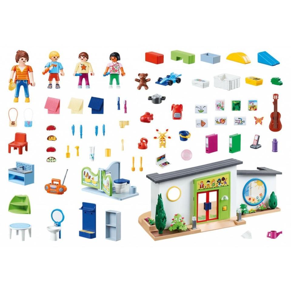 Obrázek 1 produktu Playmobil 70280 Dětské centrum DUHA