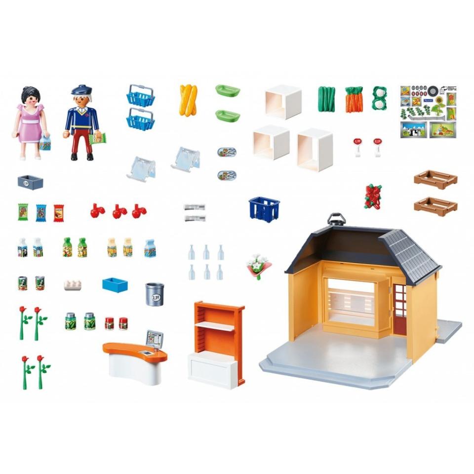 Obrázek 1 produktu Playmobil 70375 Můj Supermarket