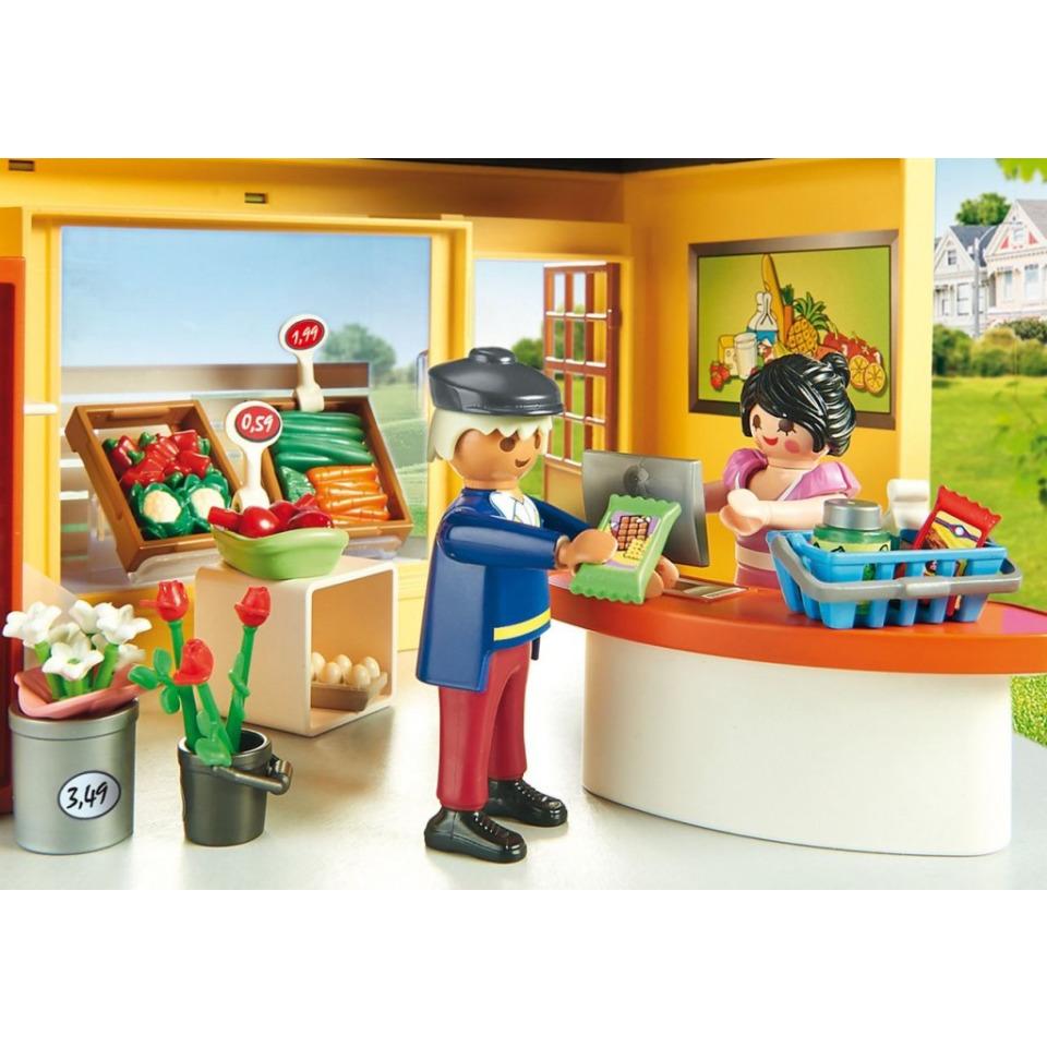 Obrázek 3 produktu Playmobil 70375 Můj Supermarket
